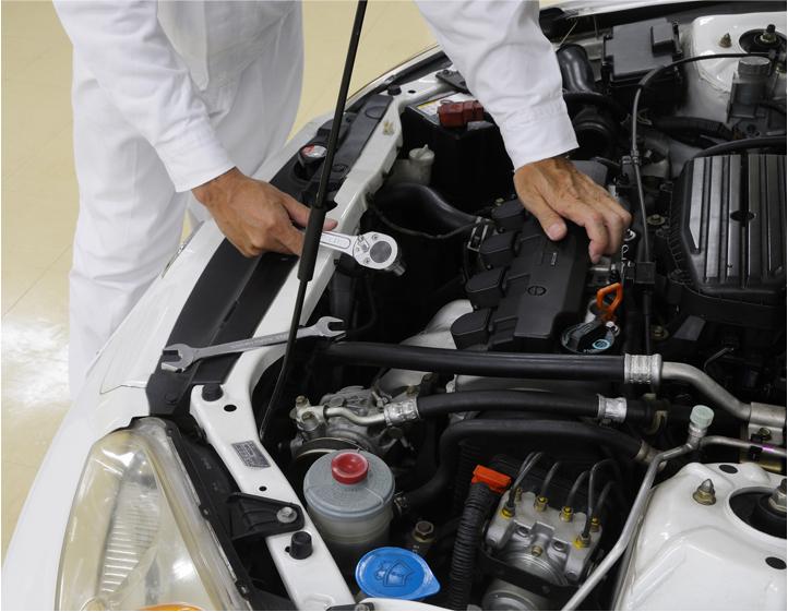 運輸局認証工場を連携し、安全・安心なサービスを提供します